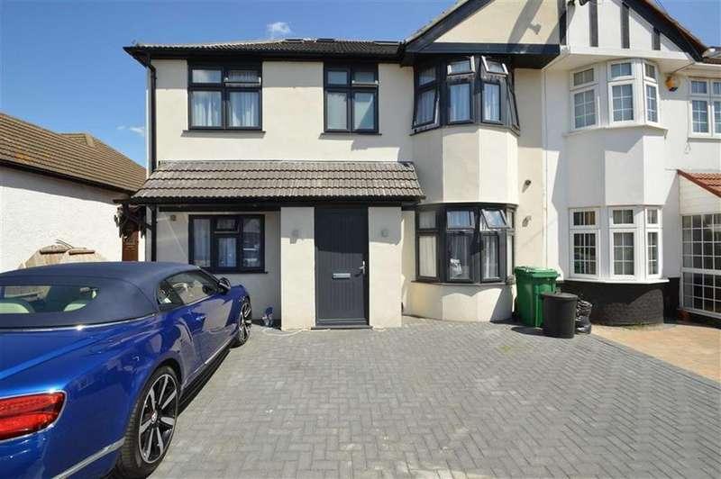 5 Bedrooms End Of Terrace House for sale in Ashley Avenue, Barkingside, IG6