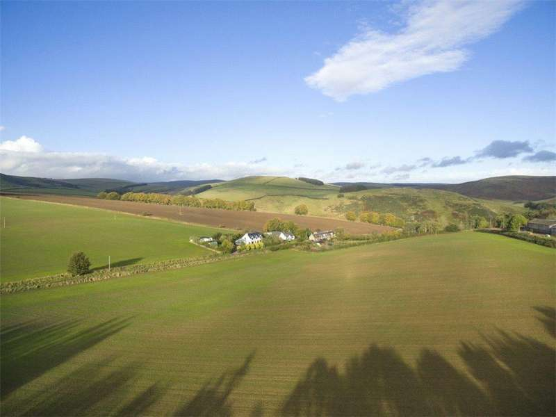 5 Bedrooms Detached House for sale in Carfrae, Lauder, Scottish Borders, TD2