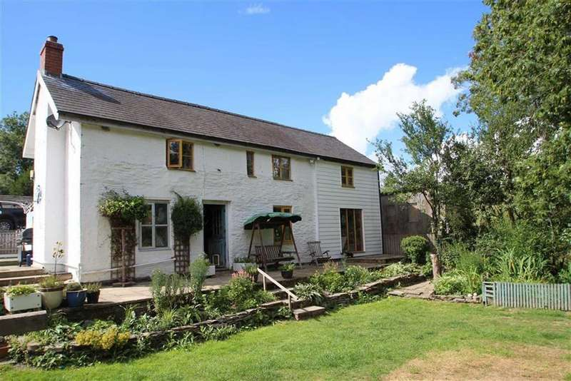 4 Bedrooms Cottage House for sale in Llangunllo, Llangunllo, Knighton, Powys