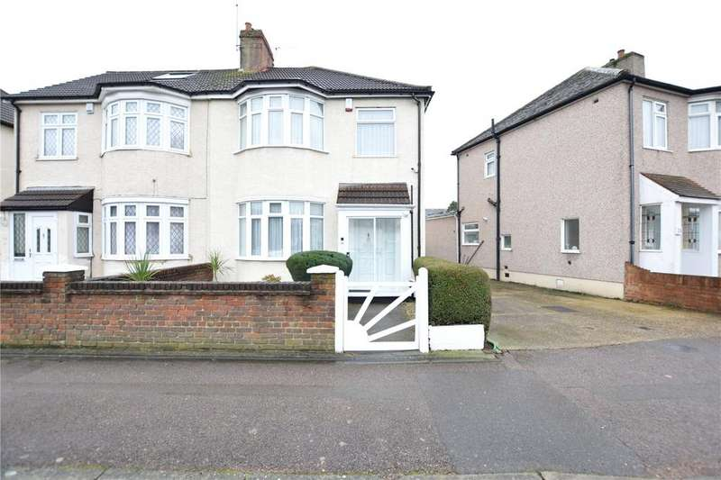 2 Bedrooms Semi Detached House for sale in Cedar Road, Romford, RM7