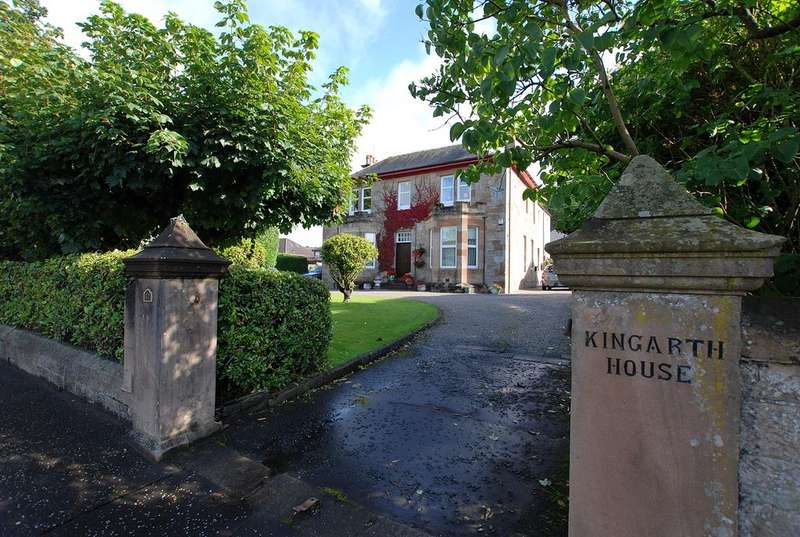 4 Bedrooms Flat for sale in Kingarth House, 32 Auchinleck Road, Cumnock, KA18 1AE