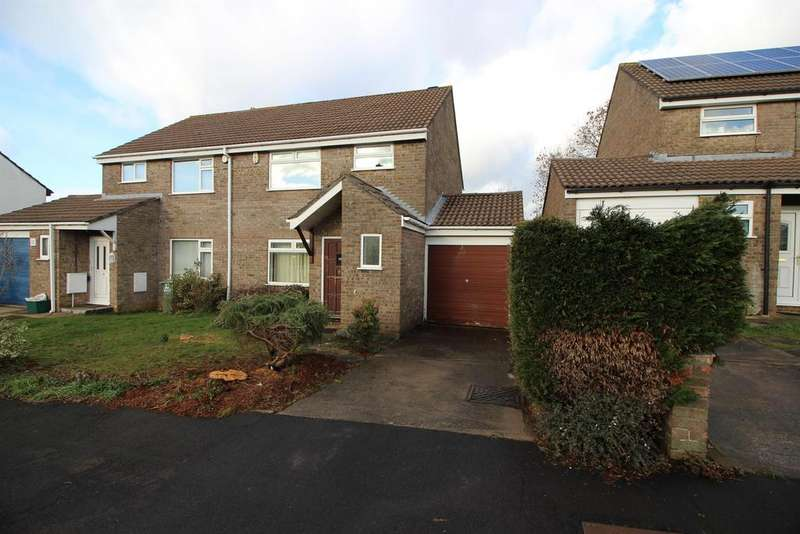 3 Bedrooms Semi Detached House for sale in Chichester Way, Yate, Bristol, BS37 5TB