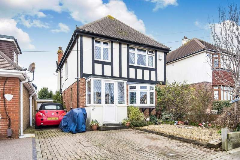 4 Bedrooms Detached House for sale in Mill Lane, Portslade