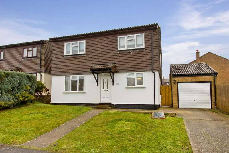4 Bedrooms Detached House for sale in Beeches Farm Road, Crowborough