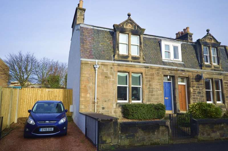 3 Bedrooms Semi Detached House for sale in Loughborough Road, Kirkcaldy, KY1