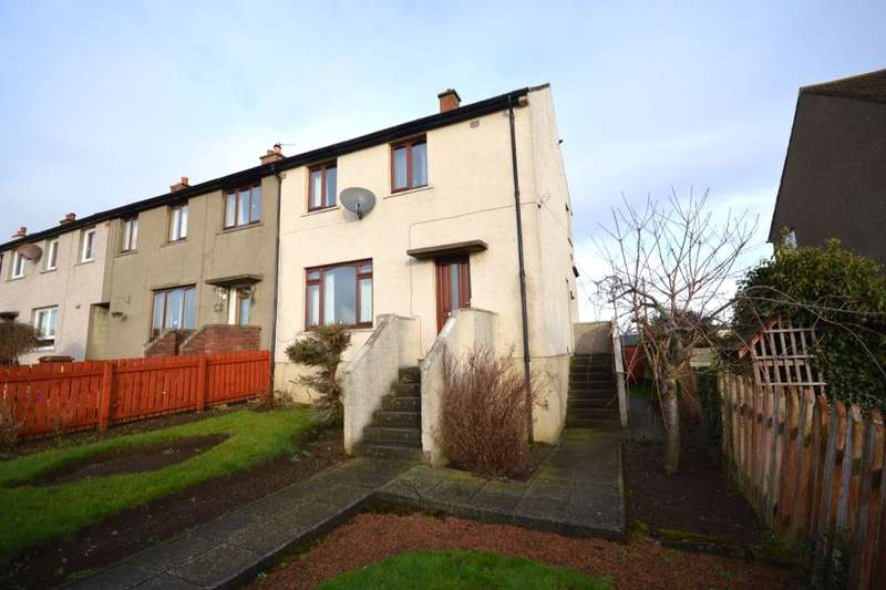 3 Bedrooms Property for sale in Hillfield Crescent, Inverkeithing, KY11