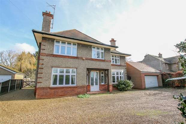 4 Bedrooms Detached House for sale in Fordham House, South Wootton