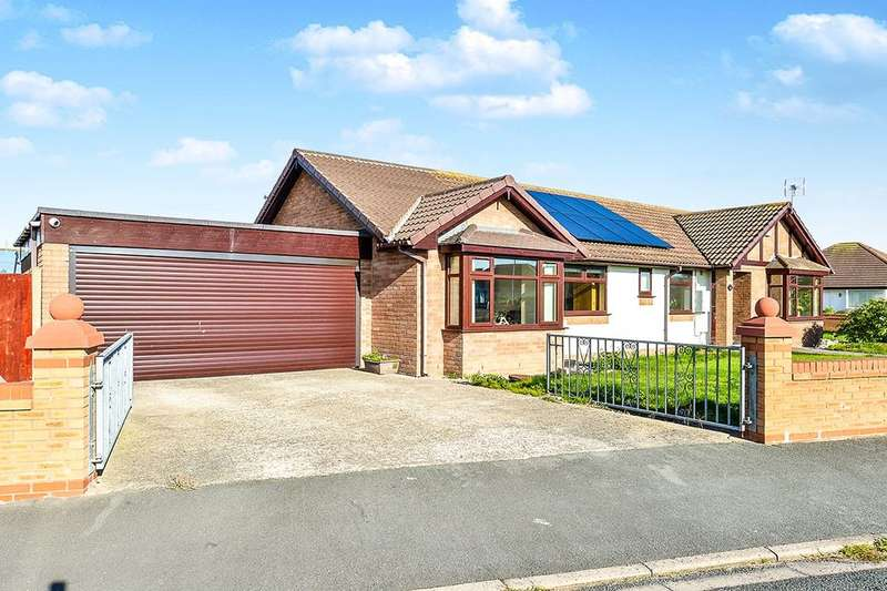 4 Bedrooms Detached Bungalow for sale in Trem Y Castell, Towyn, Abergele, LL22
