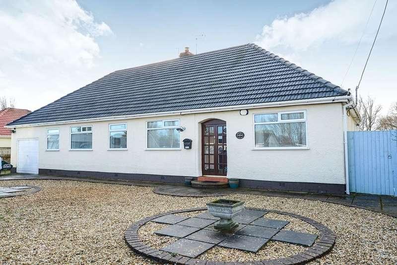 4 Bedrooms Detached Bungalow for sale in Kinmel Way, Towyn, Abergele, LL22