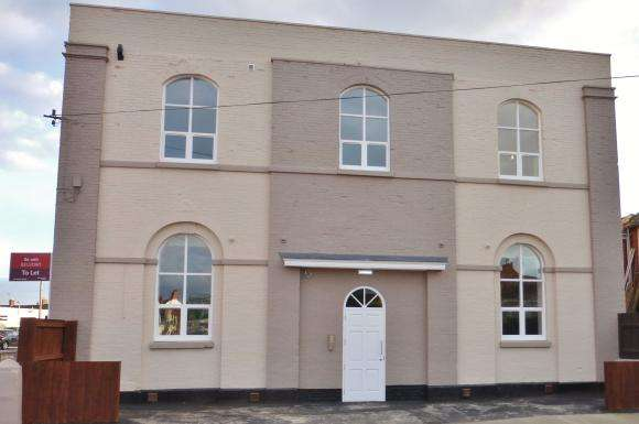 1 Bedroom Property for sale in Flat 5, Grove House, Grove Street West, Boston, PE21 6TL