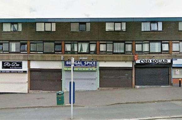 2 Bedrooms Flat for rent in Hanover Road, Rowley Regis