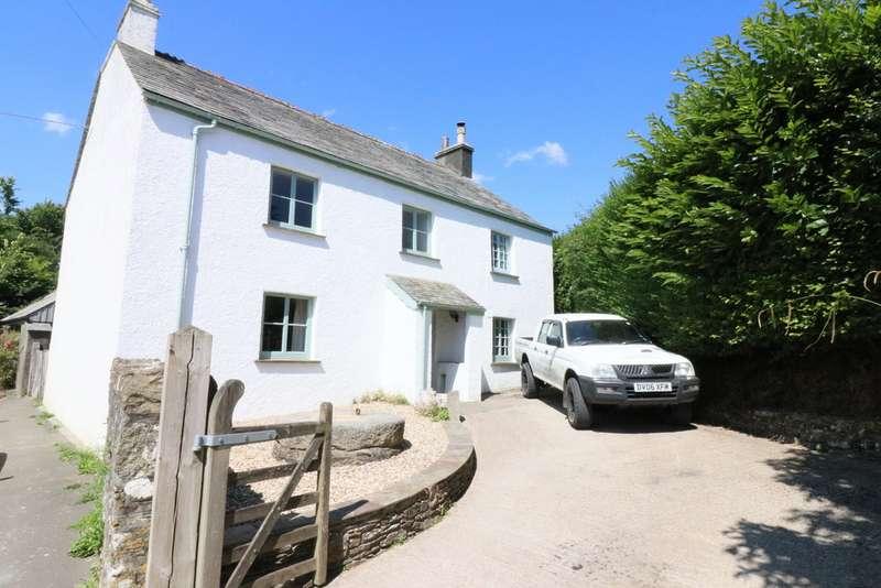 4 Bedrooms Property for sale in Ye Olde Coach House Duloe Nr Liskeard Cornwall PL14 4PL