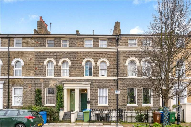 4 Bedrooms Terraced House for sale in Sutherland Square, Walworth, London, SE17