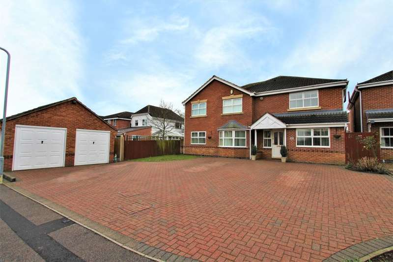 6 Bedrooms Detached House for sale in Hillingdon Avenue, Nuthall, Nottingham, NG16