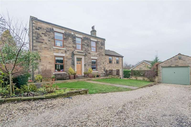 4 Bedrooms Detached House for sale in Queen Street, Gomersal, Cleckheaton, BD19