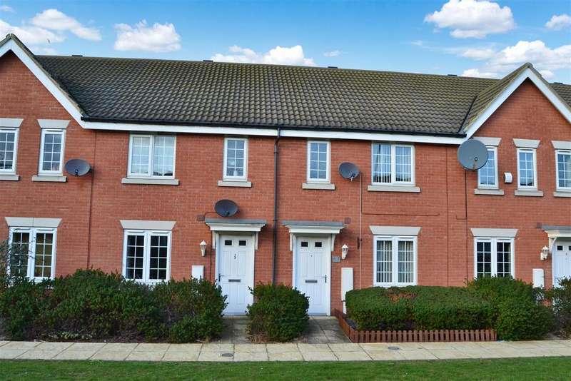 3 Bedrooms Terraced House for sale in Wilks Road, Grantham