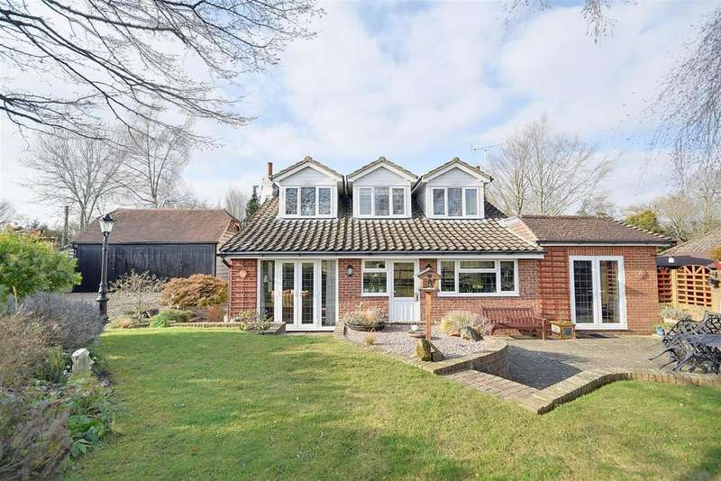 4 Bedrooms Detached House for sale in The Stream, Beckley