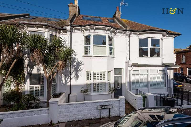 3 Bedrooms House for sale in Cowper Street, Hove