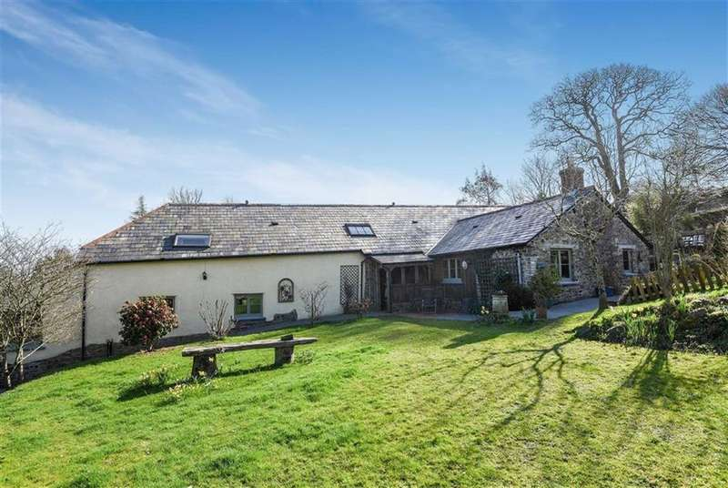 4 Bedrooms Detached House for sale in Witherhill, High Bickington, Umberleigh, Devon, EX37