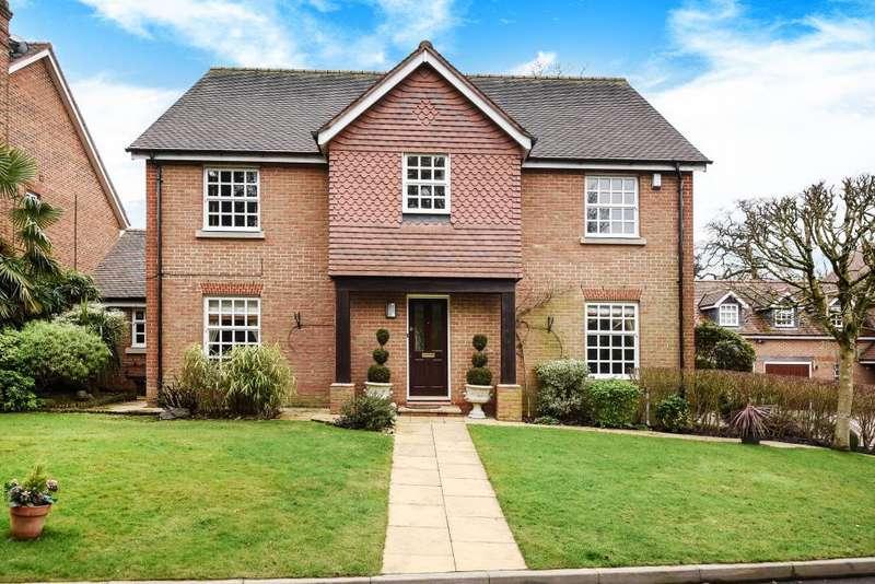 5 Bedrooms Detached House for sale in Elstree, Borehamwood, WD6