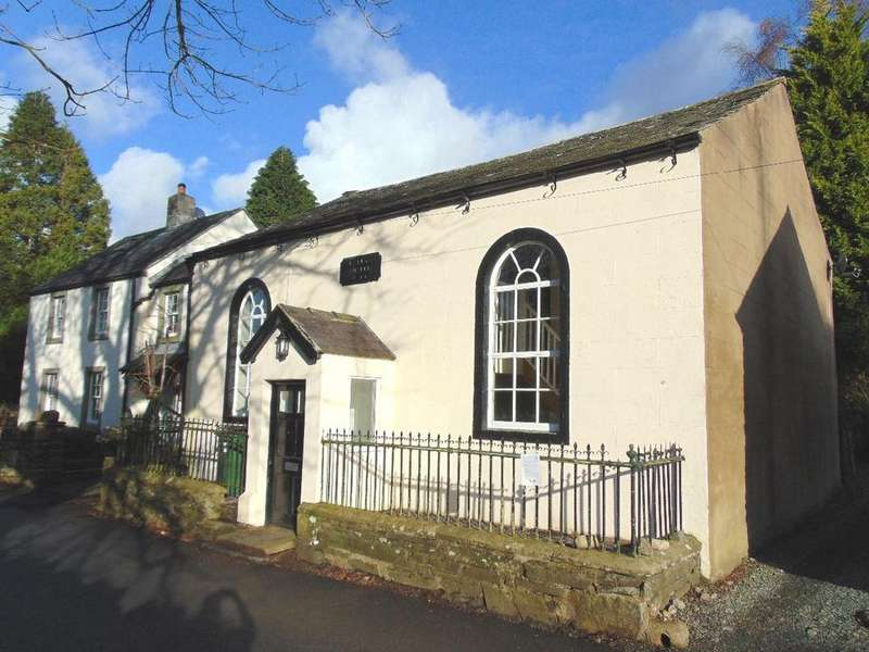 2 Bedrooms Cottage House for sale in Wesleyan Chapel, High Lorton, Cockermouth. CA13 9UL