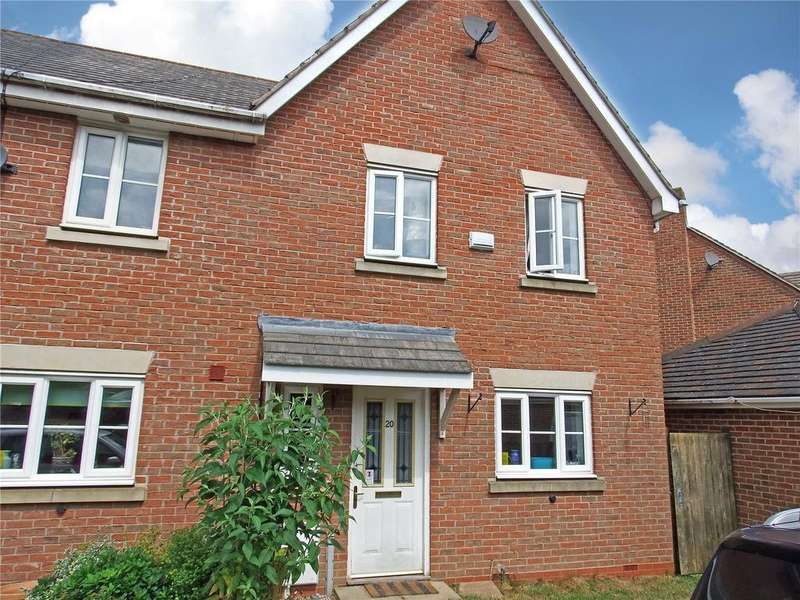 3 Bedrooms Town House for sale in Merlin Close, Rothley, Leicestershire, LE7