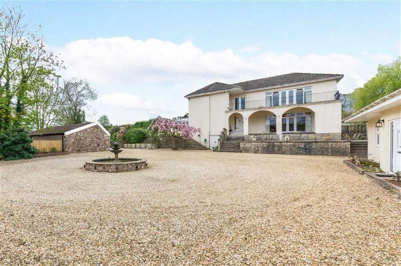 6 Bedrooms Detached House for sale in Magor Road, Langstone, Newport