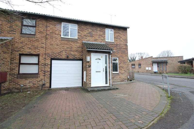 3 Bedrooms End Of Terrace House for sale in Sellafield Way, Lower Earley, Reading, Berkshire, RG6