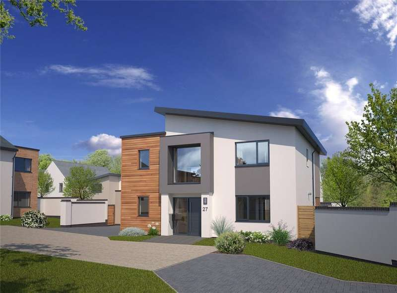 4 Bedrooms Detached House for sale in 27 The Green Holland Park, Old Rydon Lane, Exeter, EX2