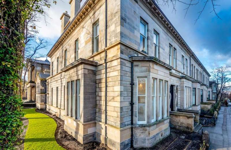 2 Bedrooms Apartment Flat for sale in Apartment 3, Number 1 Lancaster Terrace, Hyndland, G12 0UT