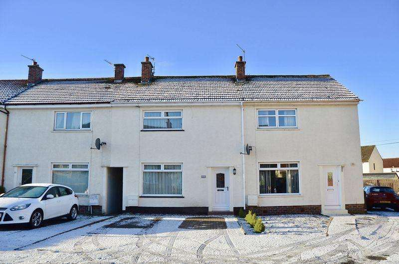 2 Bedrooms Terraced House for sale in Craigie Way, Ayr