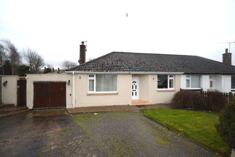 2 Bedrooms Semi Detached Bungalow for sale in West Croft, Seaton, Workington, CA14