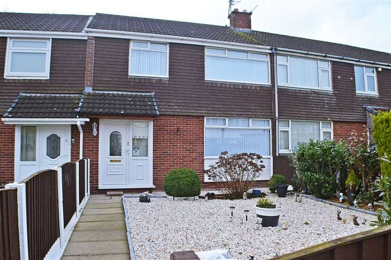 3 Bedrooms Terraced House for sale in Honister Walk, Netherley, Liverpool
