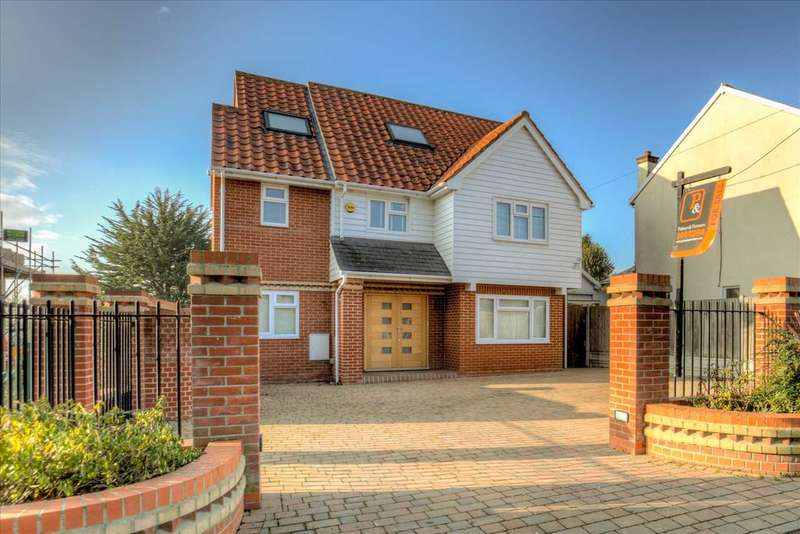 4 Bedrooms Detached House for sale in Spring Road, St Osyth