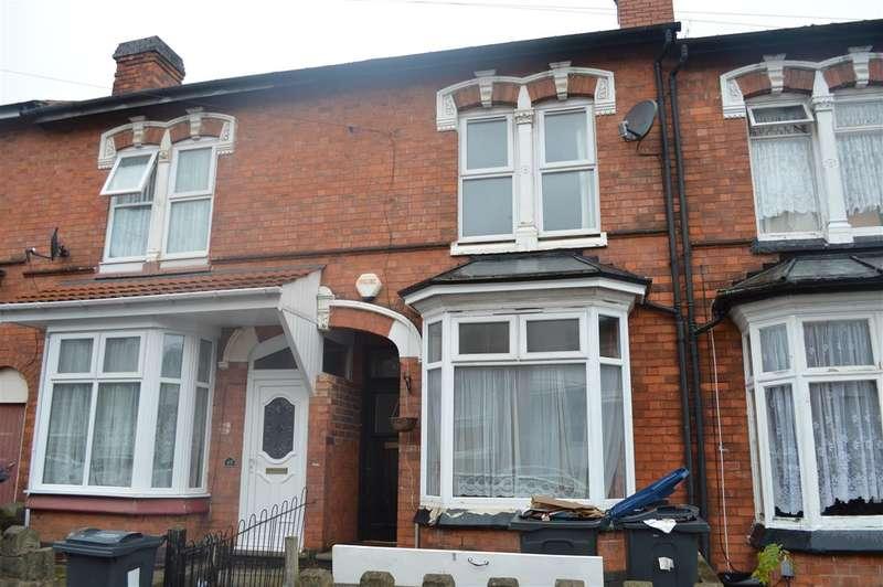 3 Bedrooms Terraced House for rent in Kathleen Road, Yardley, Birmingham