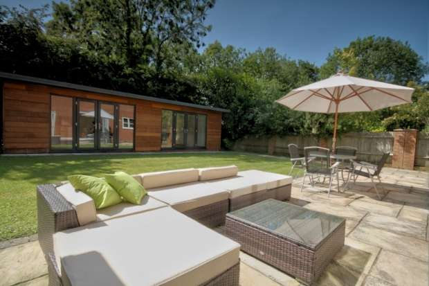 5 Bedrooms Detached House for sale in Barlow Close Wheatley Oxford