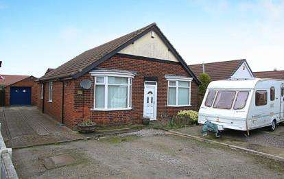 3 Bedrooms Bungalow for sale in Rowthorne Lane, Glapwell, Chesterfield, Derbyshire