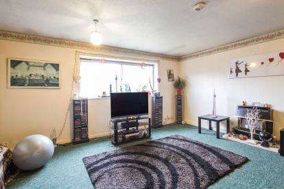 2 Bedrooms Flat for sale in Wootton Road, St Annes, Bristol, St Annes Park