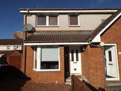 2 Bedrooms Flat for sale in Thornyflat Place, Ayr
