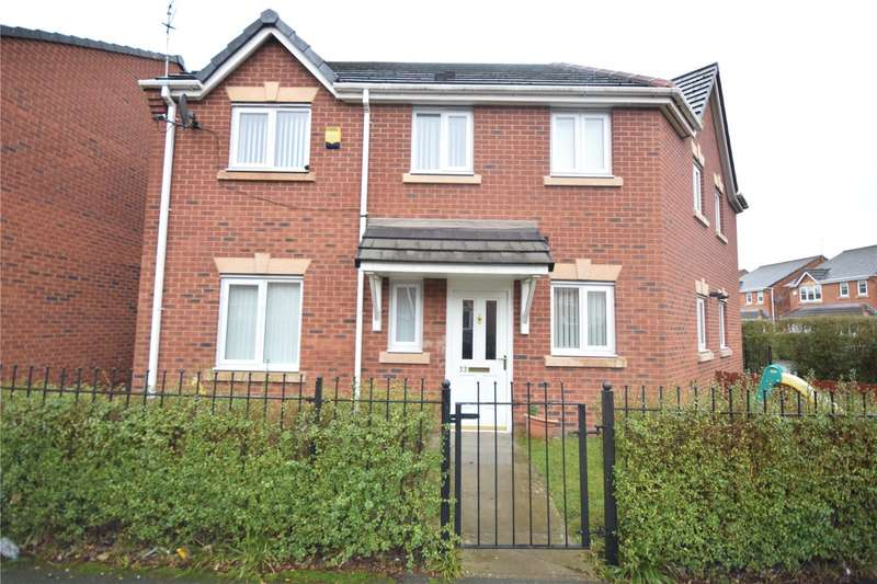 3 Bedrooms Semi Detached House for sale in Addenbrooke Drive, Speke, Liverpool, L24