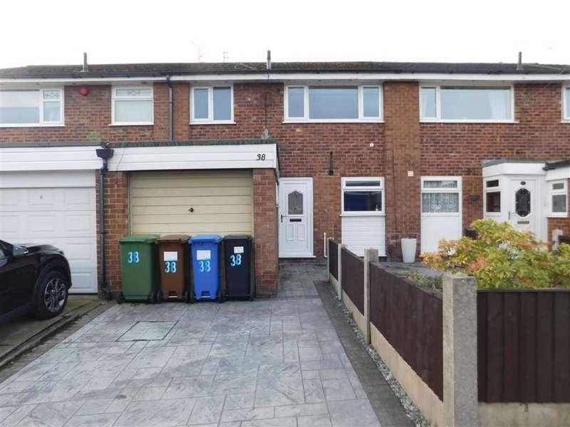 3 Bedrooms Terraced House for sale in Glenmoor Road, Offerton, Stockport