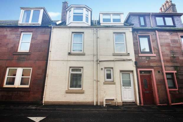3 Bedrooms Terraced House for sale in Union Street East, Abroath, Angus, DD11 1BS