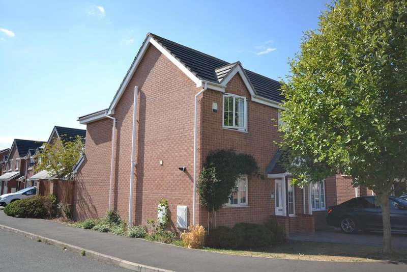 5 Bedrooms Detached House for sale in Mildenhall Close, Great Sankey, Warrington