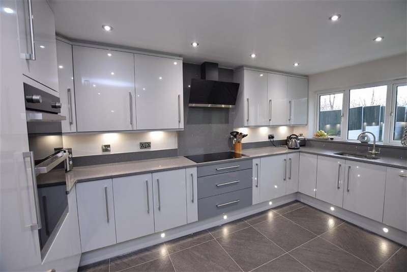 4 Bedrooms Detached House for sale in Broomcliffe Gardens, Shafton, Barnsley, S72