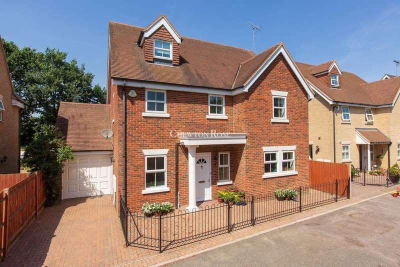5 Bedrooms Detached House for sale in The Leys, Springfield, Chelmsford