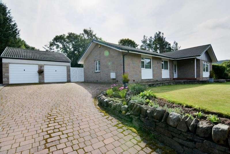 4 Bedrooms Detached Bungalow for sale in Mo Daichaidh, 3 Dixon Terrace, Pitlochry, PH16 5QX