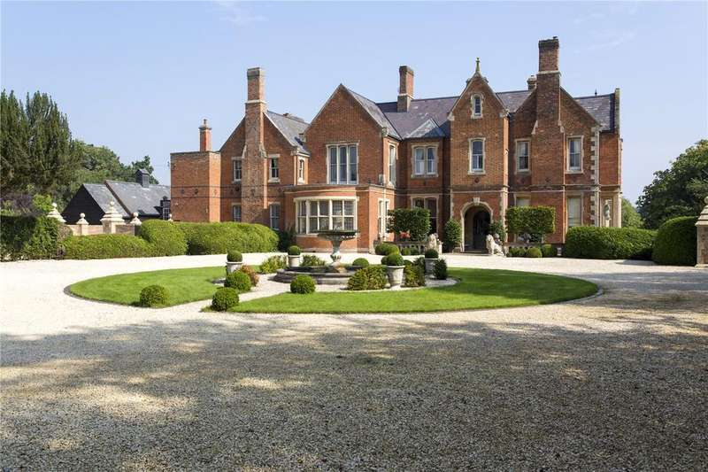 7 Bedrooms Detached House for sale in Boycott Manor, Dadford Road, Stowe, Buckingham, MK18