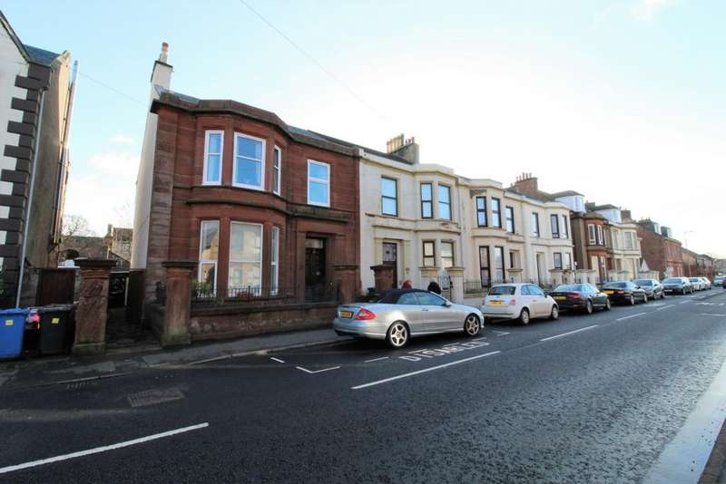 3 Bedrooms Flat for sale in Montgomery Street, Ardrossan, KA22