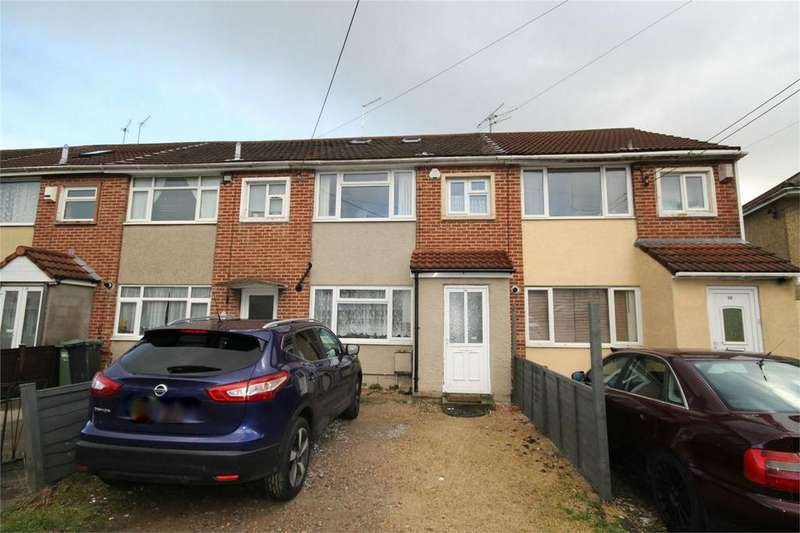 2 Bedrooms Terraced House for sale in Kingsholme Road, Kingswood, Bristol