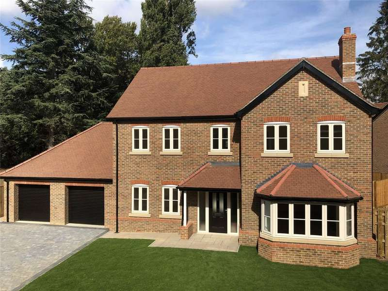 5 Bedrooms Detached House for sale in Lodge Lane, Stoke Hammond